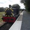 D2059 running round at Wootton on 12/09/12 prior to working the 10 57 for Smallbrook Junction.