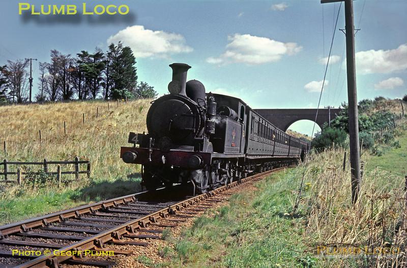 "W30 ""Shorwell"", Three Rach Bridge, 29th August 1964"