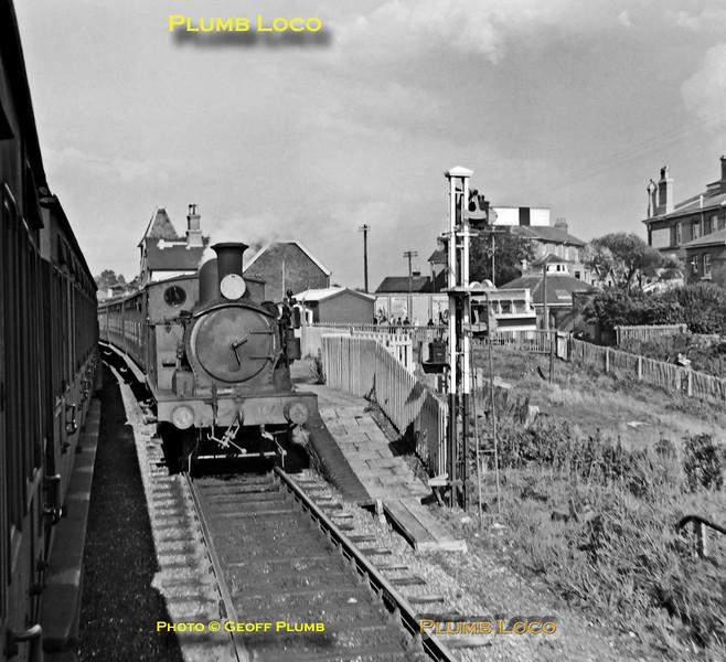 "W36 ""Carisbrooke"", Shanklin, 7th September 1962"