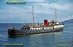 """MV """"Balmoral"""", Sandown Pier, 20th July 1965"""