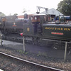 W24 Calbourne and W8 Freshwater out of action at Havenstreet on 12/09/12.