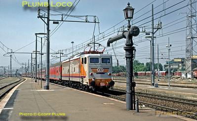 FS E646.025, Arezzo, 17th August 1987