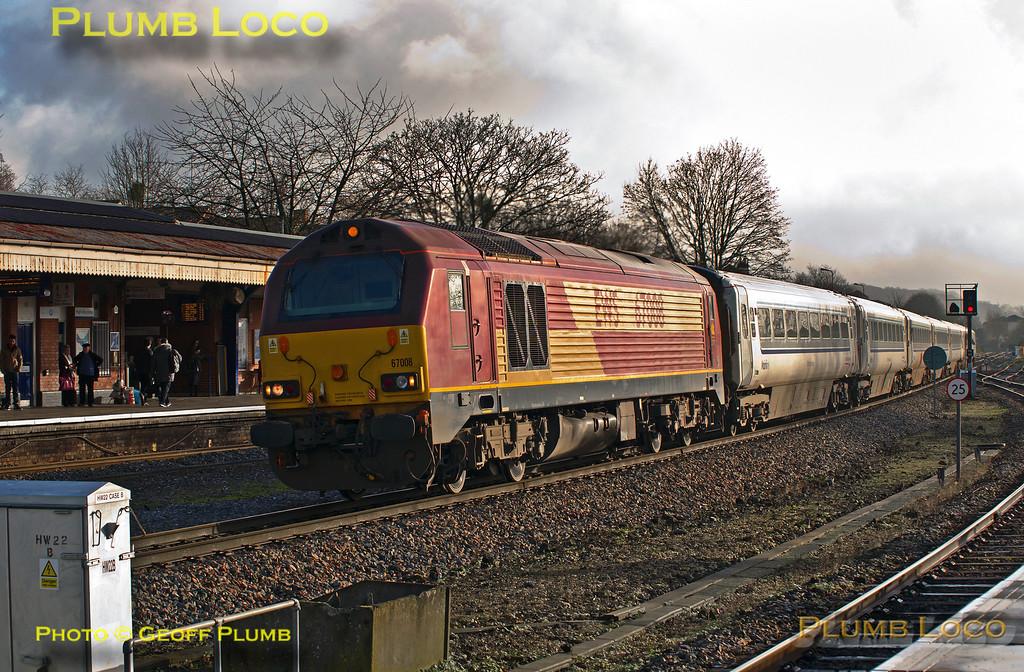 67008, High Wycombe, 1R22, 22nd January 2014