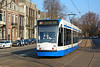 Amsterdam Siemens Combino 2094 is seen at Stadhouderskade on service 4 to Station RAI 13/03/2015.