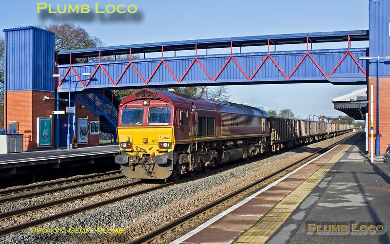 66160, Princes Risborough, 6V01, 8th January 2016