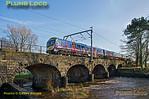 185 149, Wyre Bridge, Scorton, 1S61, 22nd January 2016