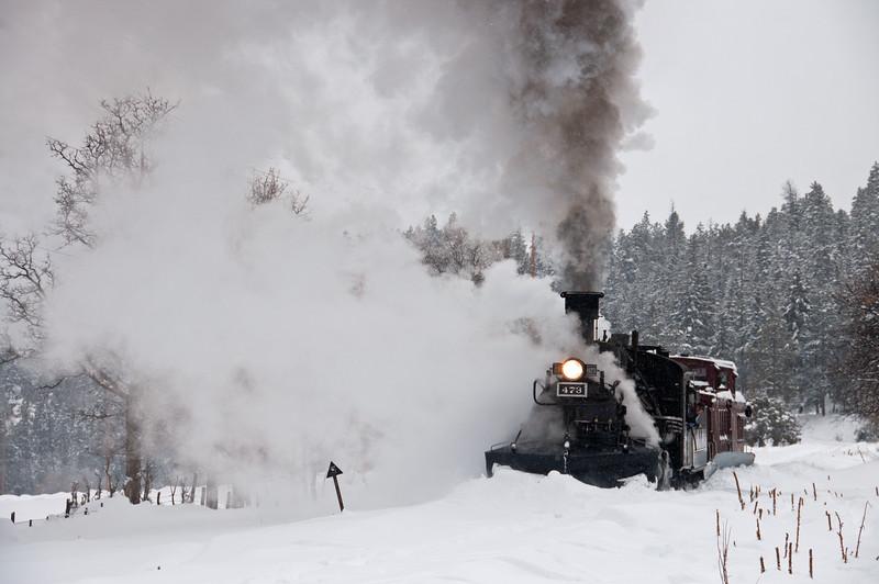 Flanger Train
