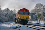 66114, Princes Risborough, 6M48, 23rd January 2019