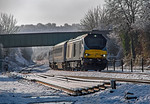68013, Princes Risborough, 1R25, 23rd January 2019