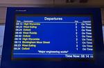 CIS, Haddenham Station, 11th January 2020