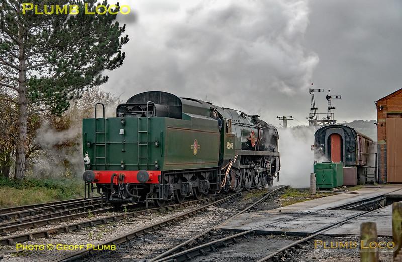 35006, Toddington, 1st November 2020