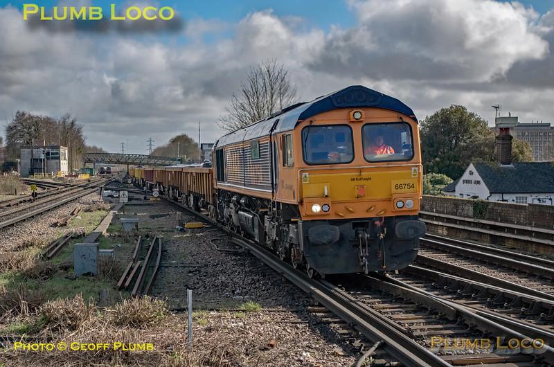 66754, Basingstoke, 6G16, 8th March 2020