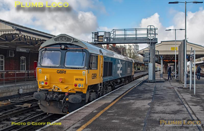 66789, Basingstoke, 6G16, 8th March 2020