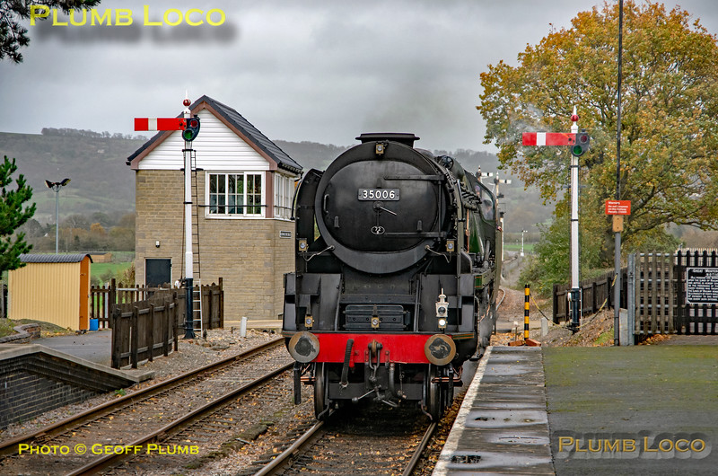 35006, Cheltenham Race Course, 1st November 2020