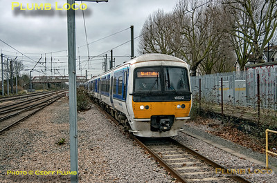 165 012, West Ealing, 2H08, 11th January 2020