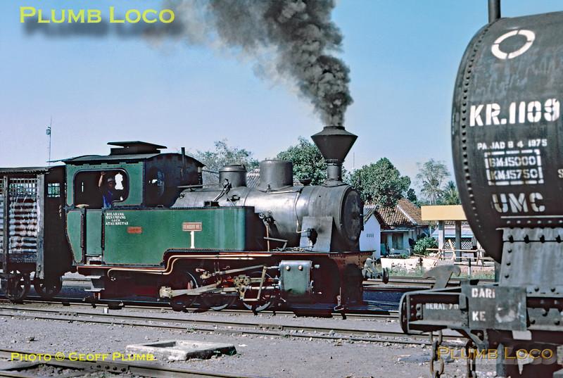 'Semboro Nr. 1', Tanggul, 27th July 1973