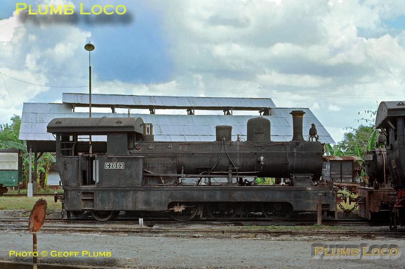 PNKA No. C20 03, Purwodadi, 22nd July 1973