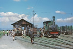 PG Rendeng, Loco Shed, 23rd July 1973