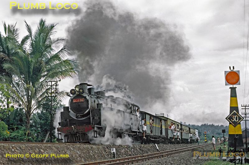 PNKA No. CC10 30, Tjibatu, 19th July 1973