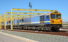 58030+20+15 are seen basking in the sun at Monforte Del Cid near Alicante Spain 16/09/2015.<br /> The locomotives have been moved around and fitters were working in the cab of one, lets hope they get used on the line to Murcia.<br /> Published in the December 2015 edition of Railways Illustrated.