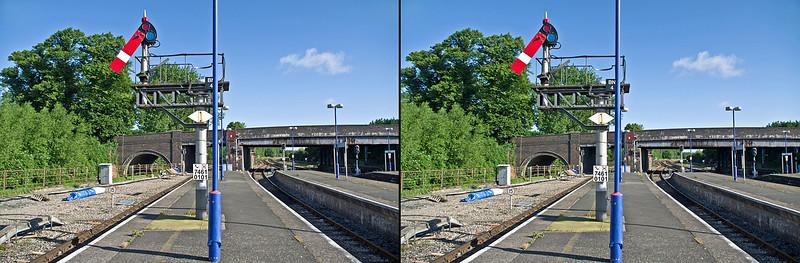 Banbury, Signal BN4, 2nd July 2016