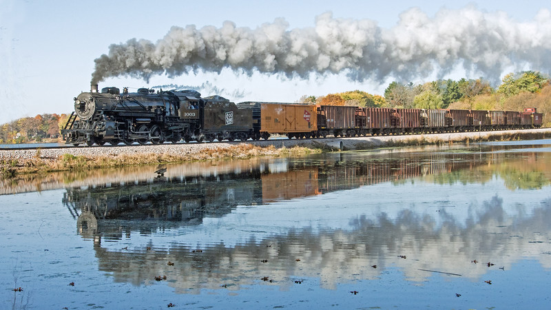 Reflections on Railway Preservation