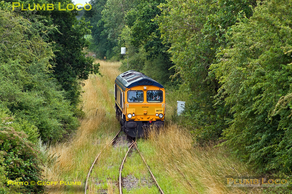 66737, Claydon Loop, 6S01, 24th July 2017
