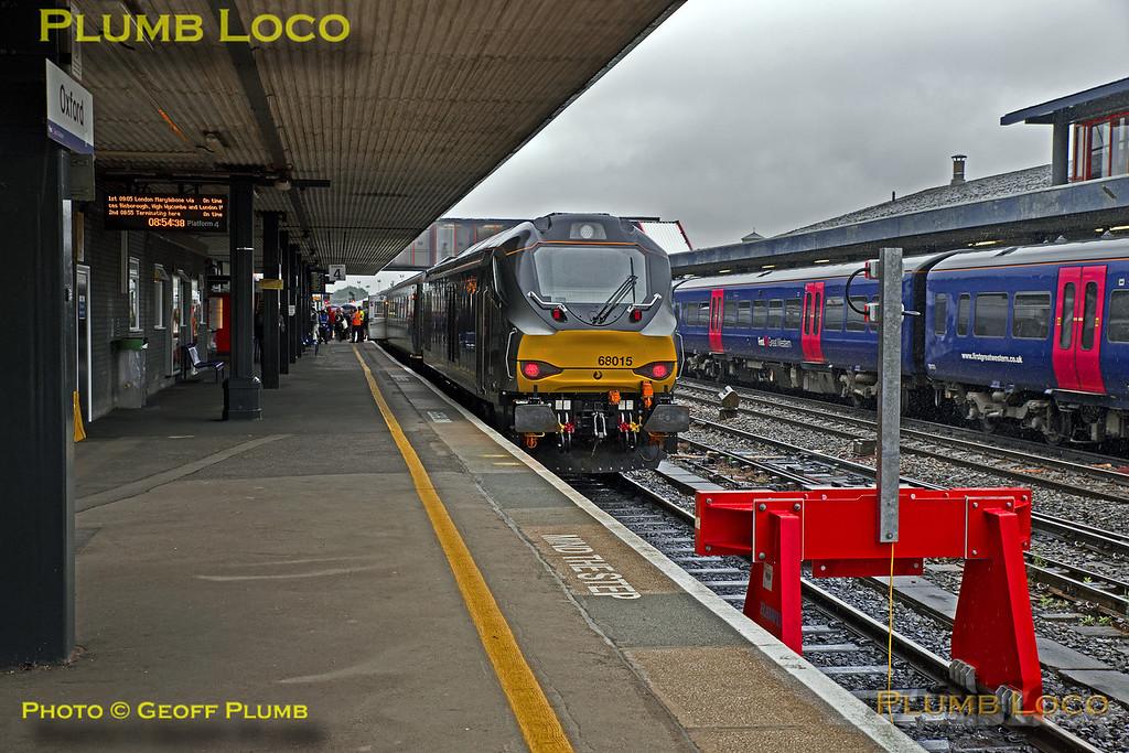 68015, Oxford Platform 4, 1Y25, 26th July 2017