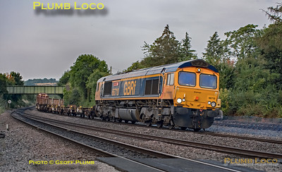 66710, Princes Risborough, 6A02, 19th July 2018