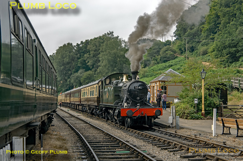 5541, Norchard Platform 1, 17th July 2019