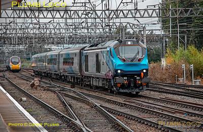 "68027 ""Spendid"", Crewe, 5M68, 19th July 2019"