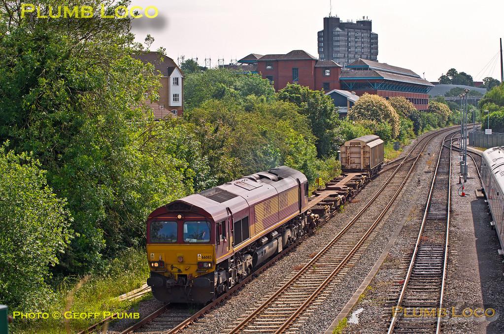 66083, Aylesbury North Loop, 6A49, 9th June 2014