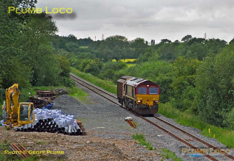66139, Waddesdon Manor, 6A48, 2nd June 2014