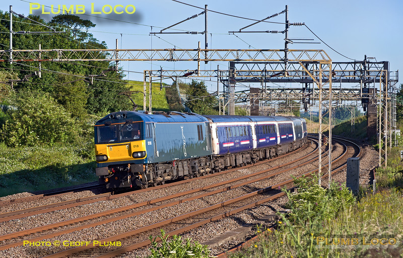 92018, Old Linslade, 1M16, 30th June 2015