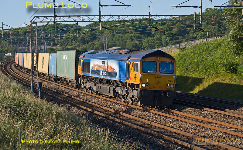 66709, Old Linslade, 4M01, 30th June 2015