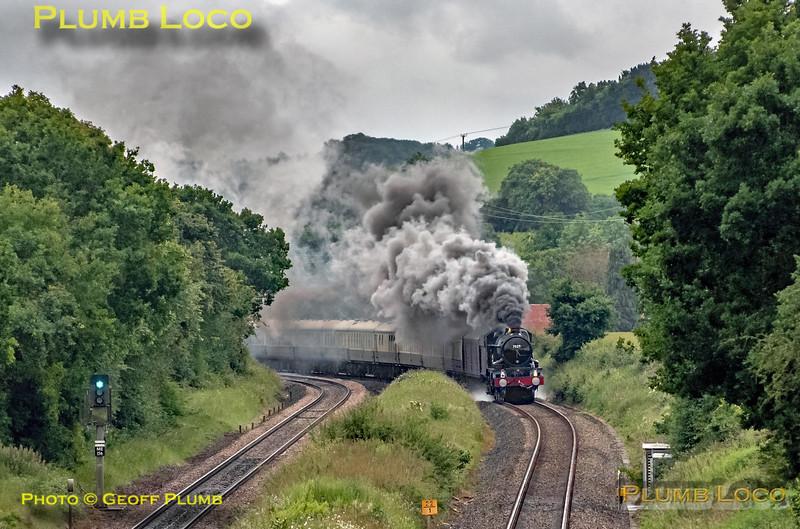 7029, Saunderton Lee, 1Z70, 15th June 2019