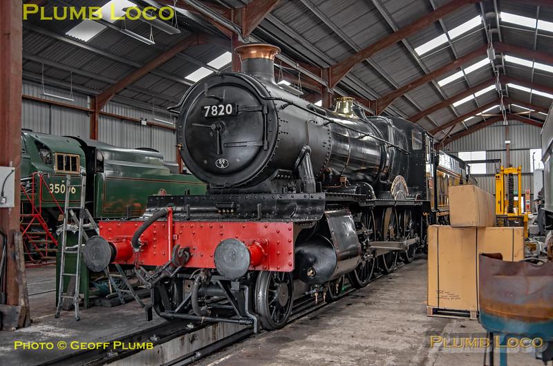 "7820 ""Dinmore Manor"", Toddington MPD, 2nd June 2019"