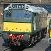 D7629 - Haworth, K&WVR - 21 May 2011