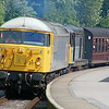 56311 & 20031 - Oxenhope, K&WVR - 21 May 2011