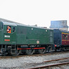 EE 2345/VF D226 D0226 Vulcan - Keighley, K&WVR - 21 May 2011