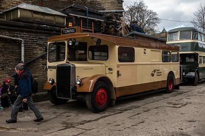 1964 Leyland PD3 Tow Wagon