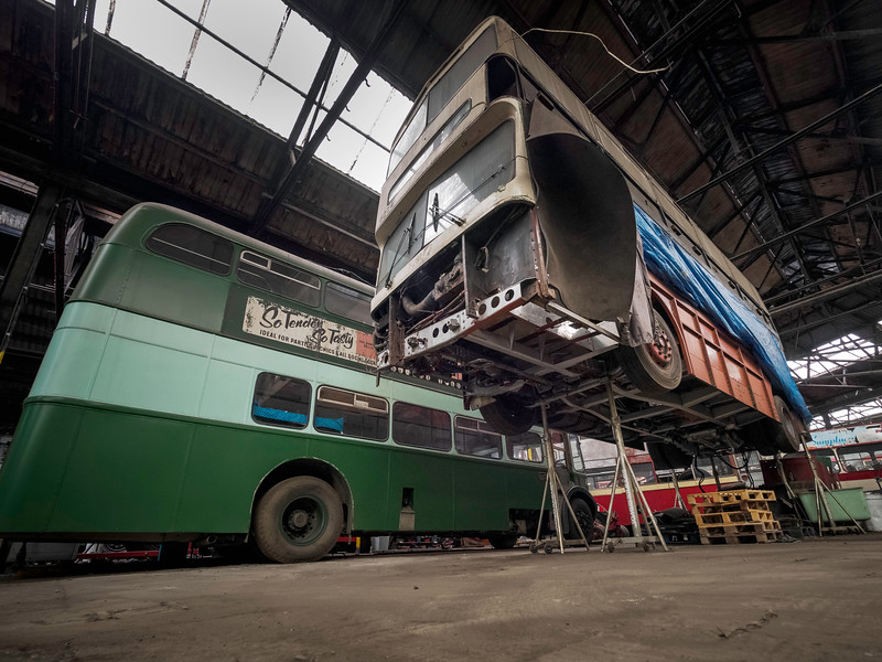 Keighley Bus Museum Open Day – 29 April 2018