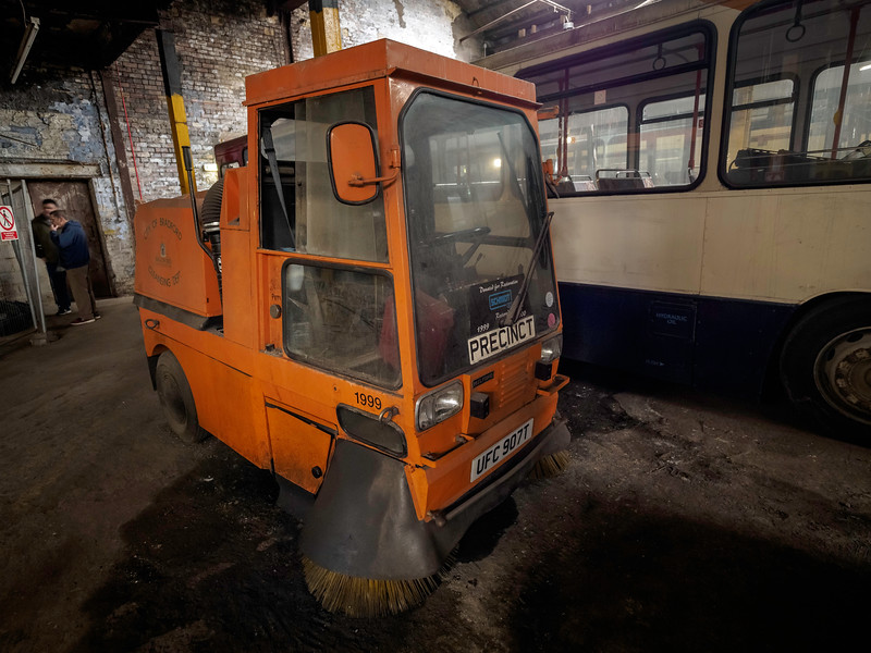 1979 Melford Road Sweeper