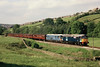 18-06-05 33029 + E6005 head to Oxenhope with the 1645 Keighley ~ Oxenhope