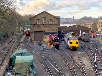 Haworth Yard February 2019