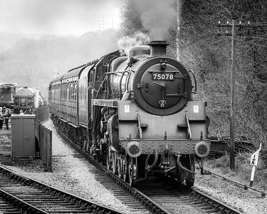 Standard 4 class 4-6-0 No. 75078