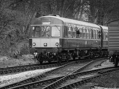 Metropolitan-Cammell Diesel Multiple Unit Class 1O1 Nos. M51189 and SC51803