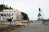 Alaskan Railroad Station<br /> Anchorage, AK<br /> July 2006