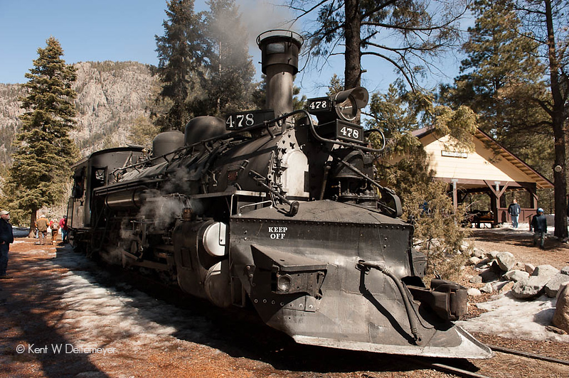 #478 On the Wye at Cascade, Colorado