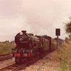 Arrival into Hythe in June 78.